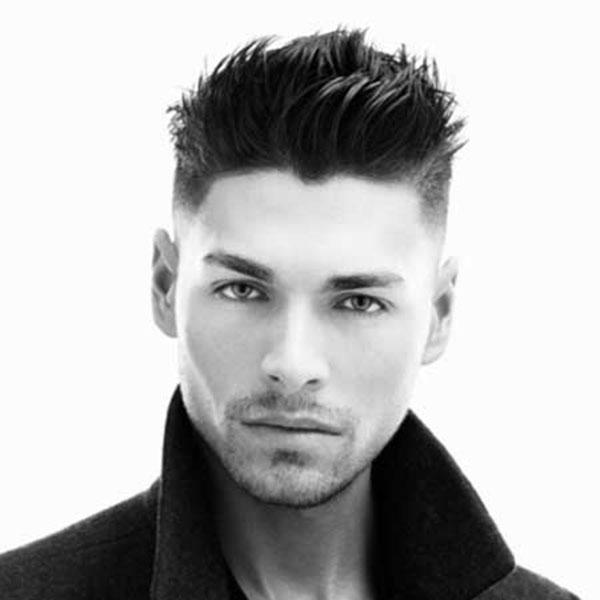 Men-spiky-hairstyles
