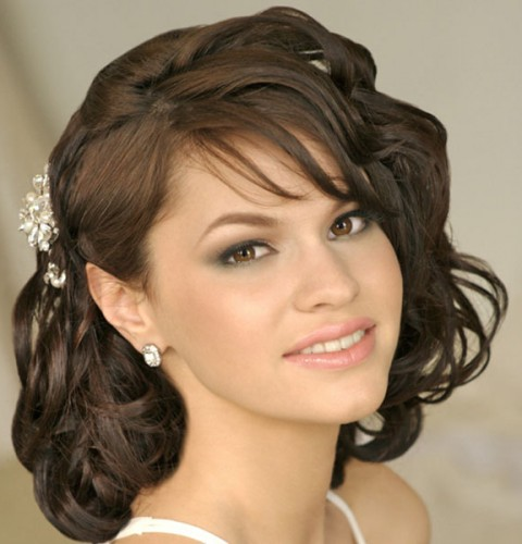 black_wedding_updos_for_medium_length_hair